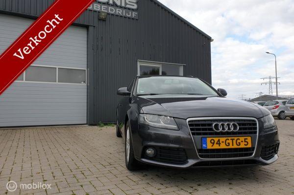Audi A4 Avant 2.0 TDI Pro Line Online verkocht!