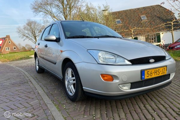 Ford Focus 1.6-16V Collection AC|ELEK RMN|LMV|NAP|APK|