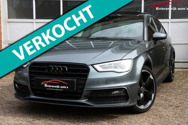 Audi A3 Sportback 1.4 TFSI CoD 3X Sline B&O Pano Schaalstoel