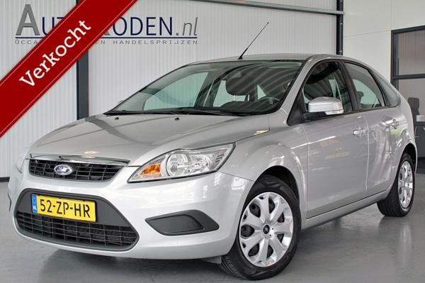 Ford Focus 1.6 Trend AirCo/Cruise Control 63.602km!!
