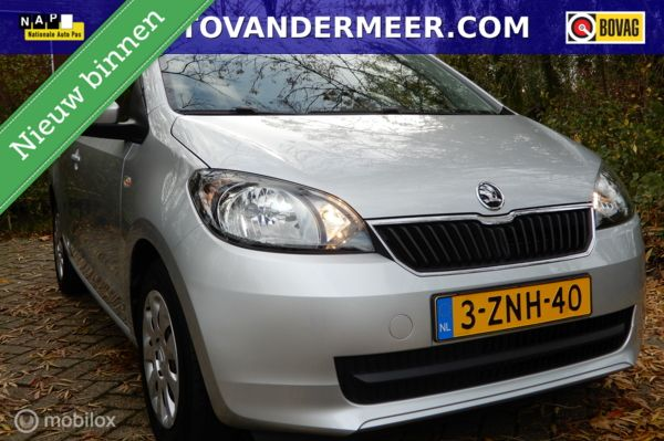 Skoda Citigo 1.0 Greentech Edition / Navi