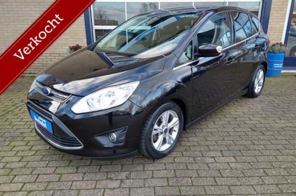 Ford C-Max 1.0 EcoBoost 125 PK Sync Edition VERKOCHT!!!