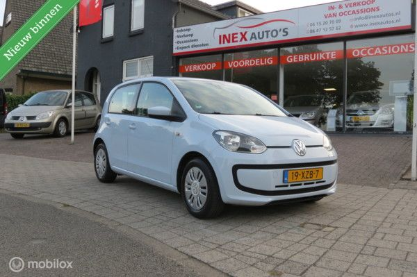 Volkswagen Up! 1.0move up! BlueMotion Airco Navi 5-deurs NAP