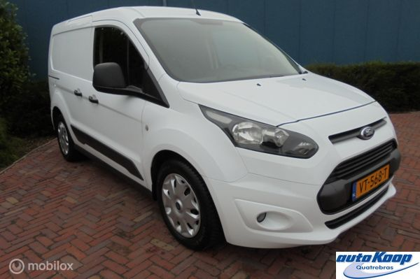 Ford Transit Connect 1.6 TDCI  Trend  3 ZITS Airco Trekhaak