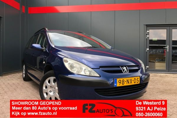 Peugeot 307 Break 1.6-16V XS | Metallic | Familie Auto |