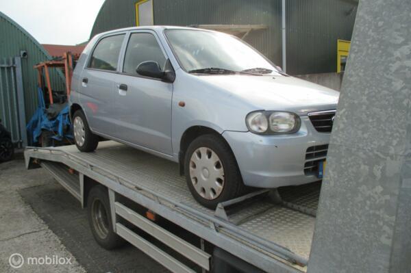 Onderdelen Suzuki Alto 1.1 GL 2002