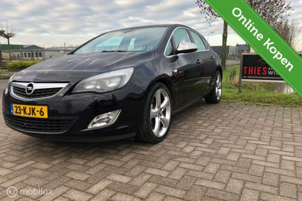 Opel Astra 1.6 Sport Navi, Clima Cruise PDC