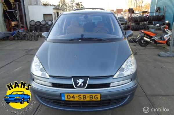 Peugeot 807 2.0 HDiF ST 220 - 2006