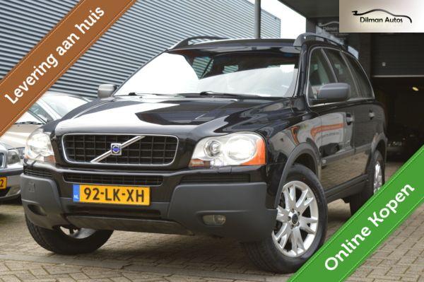 Volvo XC90 2.9 T6 Exclusive|Aut|7P|Trekhaak|Leder|Nap!Mooi!!