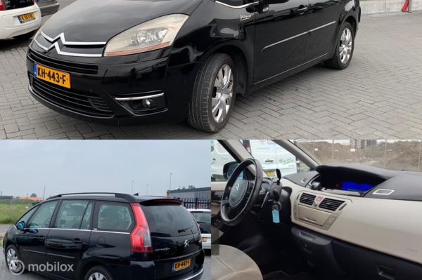 Citroen  C4 Grand Picasso 2.0-16V Exclusive 7 Persoons !