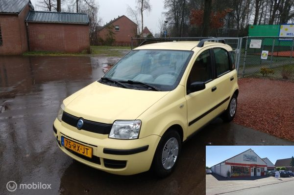 Fiat Panda 1.1 Active Plus delerie