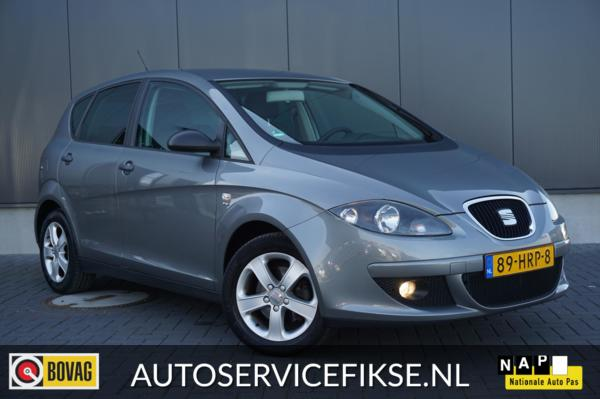 Seat Altea 1.4 TSI ACTIVE STYLE AIRCO CRUISE PDC TREKHAAK