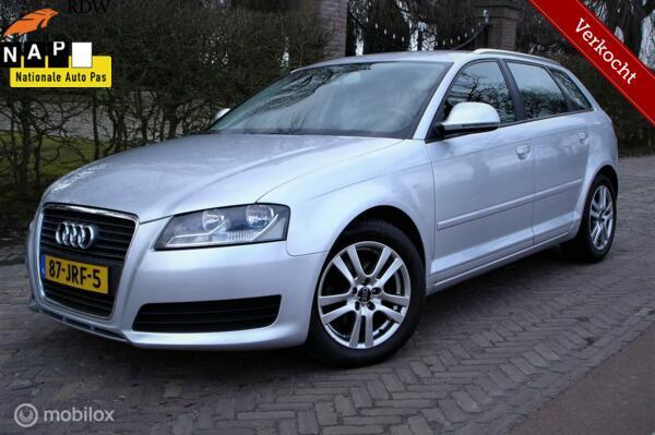 Audi A3 Sportback 1.4 TFSI Attraction Pro Line (Bj 2009)