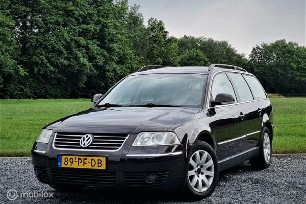 Volkswagen Passat Variant 2.0-20V Athene, Airco, Cruise.