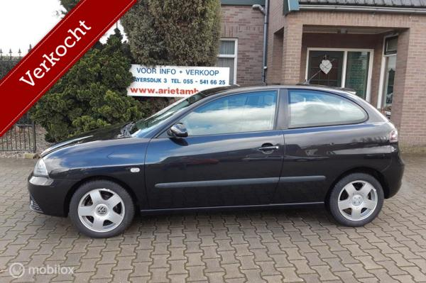 Seat Ibiza 1.4-16V Chill Out, nw D-riem, airco, cr control