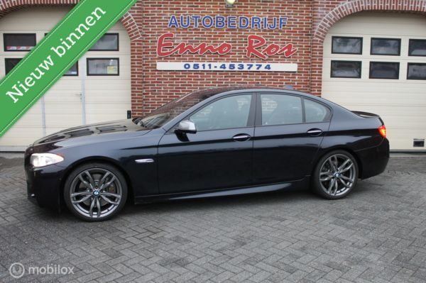BMW M550XD org. NLauto High Executive  Mega full. OPtions