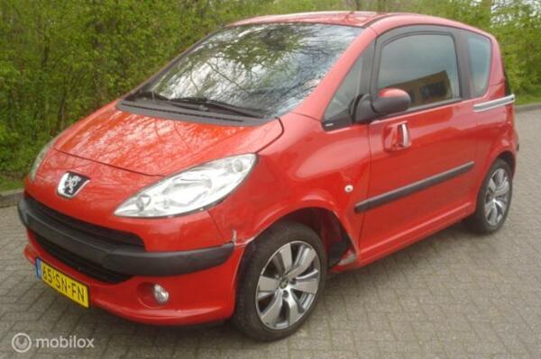 Peugeot 1007 1.4-16V Gentry airco/climatronic  107000 KM