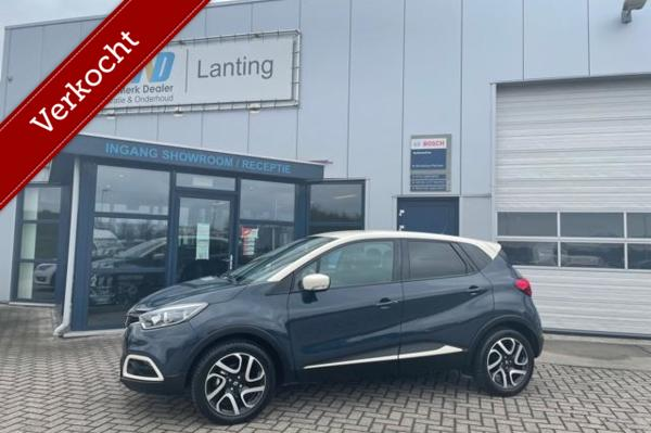 Verkocht Renault Captur 0.9 TCe  Luxe o.a. cruise
