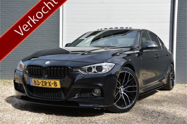 BMW 3-serie - 320d M-Pakket Edition High Executive Automaat/ Panoramadak