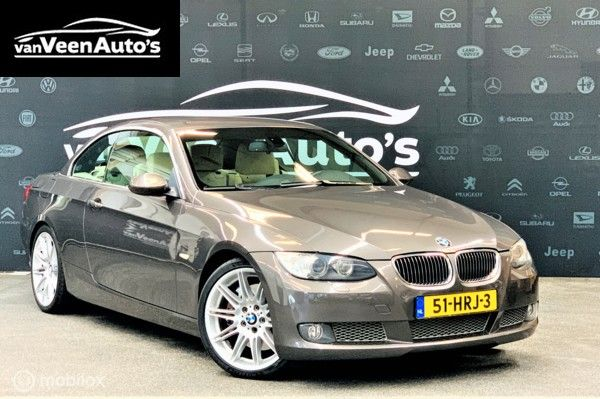 BMW 3-serie Cabrio 335i High Executive/NAP/APK/Automaat