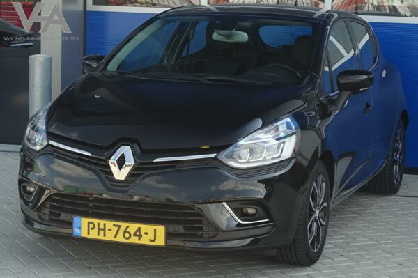 Renault Clio 1.5 dCi Intens, camera, stoelverw. Bose, R-Link