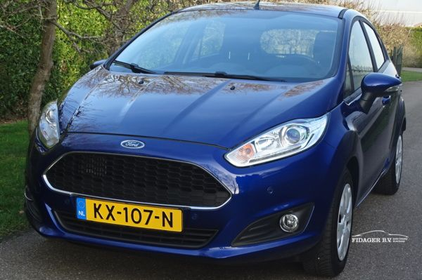 Ford Fiesta 1.5 TDCi Style Ultimate Lease Edition, PDC, NL