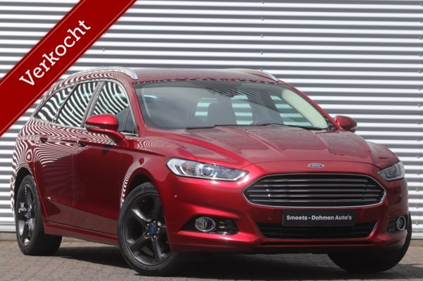 Ford Mondeo Wagon 1.5 160Pk Titanium | Navi | ALL IN Prijs!