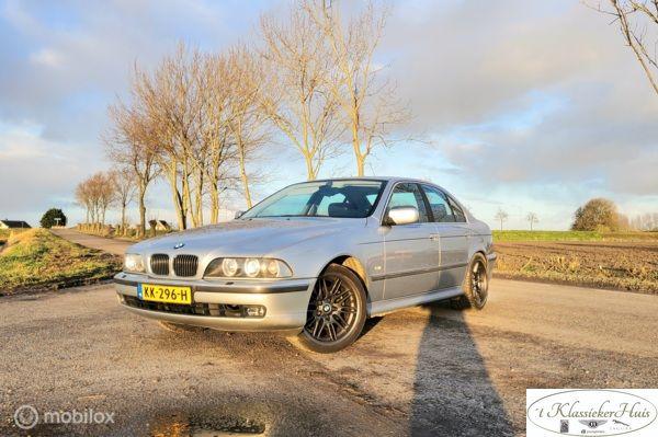 BMW  540i Executive lpg3 166000 km!