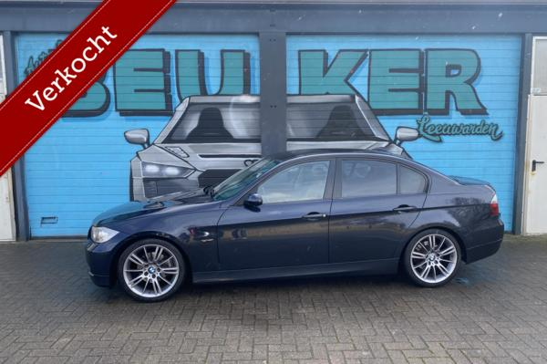 BMW 3-serie 320d High Executive. Aut, Nwe apk! Xenon.