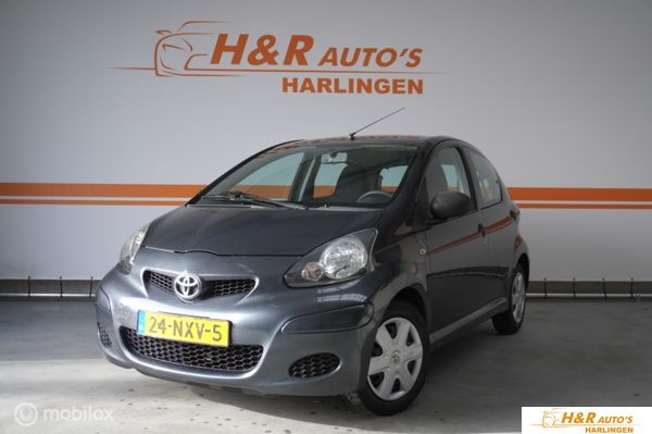 Toyota Aygo 1.0-12V Cool, airco, 5 deurs, afstand bediening  2010