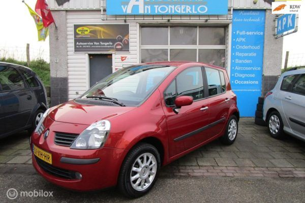 Renault Modus - 1.4-16V Dynamique Airco Cruise 152dkm Org Ned