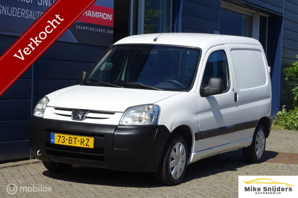 Peugeot Partner bestel 170C 2.0 HDI MARGE auto