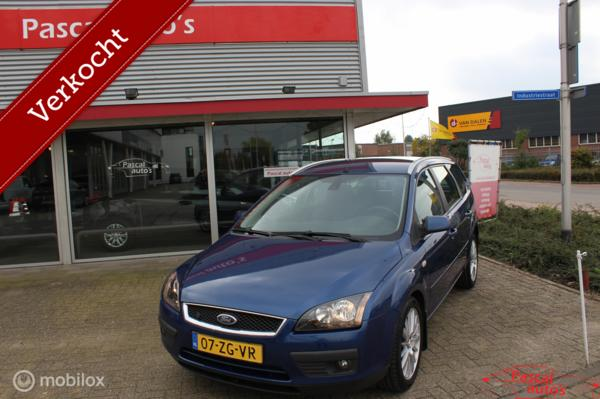 Ford Focus Wagon 1.8 airco pdc nw apk stoelverw