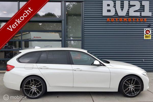 BMW 3-serie 318d Aut.8 150pk Advantage Executive