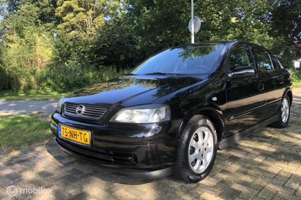 Opel Astra 1.6 Njoy/5-Drs/Airco/Cruise Control/LM Velgen/NAP