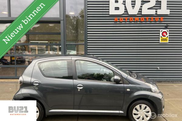Toyota Aygo 1.0 VVT-i Comfort Cool, 5Drs, Airco, LED