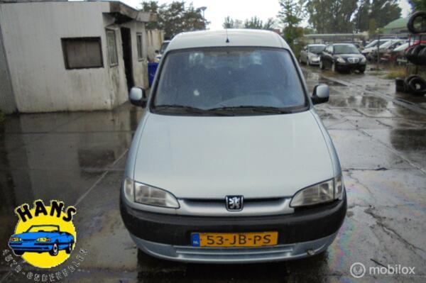 Peugeot Partner combi 1.6-16V Combispace 1998 - 2007