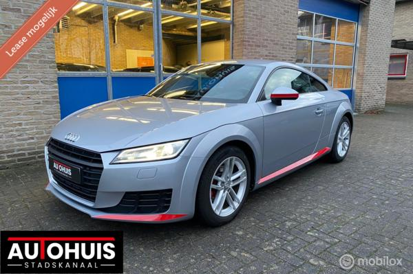 Audi TT 1.8 TFSI Pro Line + Led Virtual Cockpit Navi Pdc