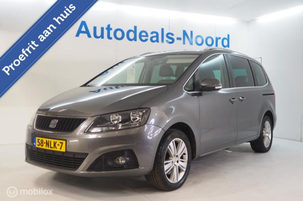 Seat Alhambra 1.4 TSI Reference 7 Persoons Super aanbieding!