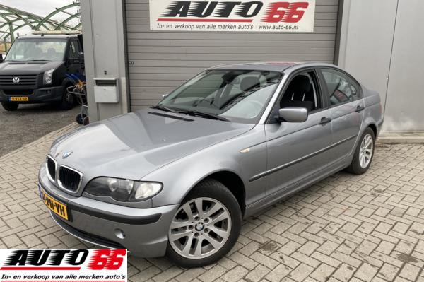 BMW 3-serie 316i Special Edition AUTOMAAT