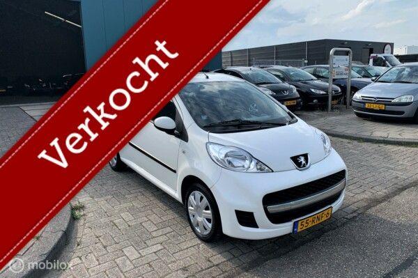 Peugeot 107 1.0-12V XS, NAP, 88dkm, Dealer onderhouden