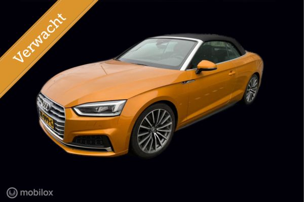 Audi A5 Cabriolet 40 TFSI Sport S Line Edition