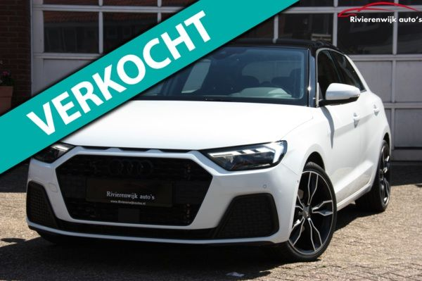 Audi A1 Sportback 30 TFSI Pro Line S Lane Ass Virtual Voll