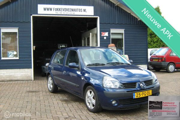 Renault Clio 1.2-16V Dynamique Luxe