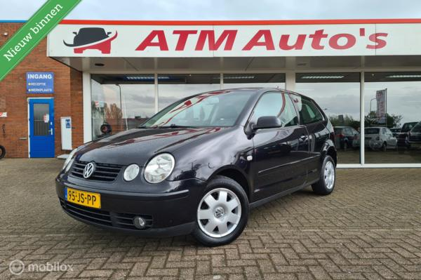 Volkswagen Polo 1.4-16V Highline Automaat/ Clima/Cruise/Apk