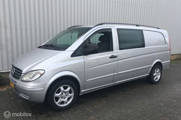 Mercedes Vito  115 CDI 343 Luxe DC AUTOMAAT AIRCO
