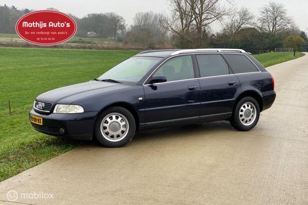 Audi A4 Avant 1.8 5V Turbo Advance Clima! S! 149pk!