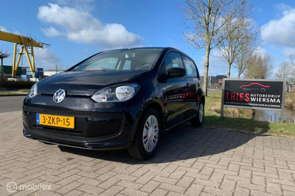 Volkswagen Up! 1.0 move up! BlueMotion Navi Airco Cruise