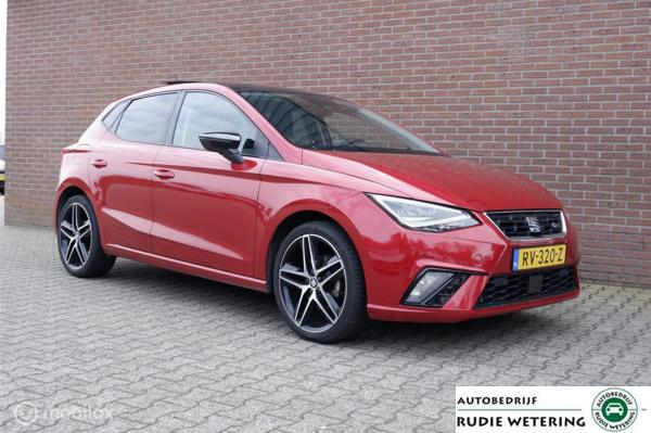 Seat Ibiza 1.0 TSI 115PK FR Business Intense panorama/led/cam/nav/ecc/lmv18