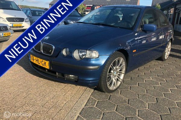 BMW 3-serie Compact - 316TI EXECUTIVE